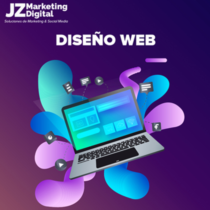 diseño web en lima peru agencia de marketing digital jz marketing digital 11